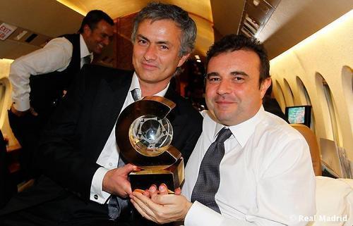 Jose Mourinho - The Spacial One