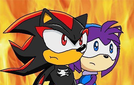Karina and Shadow