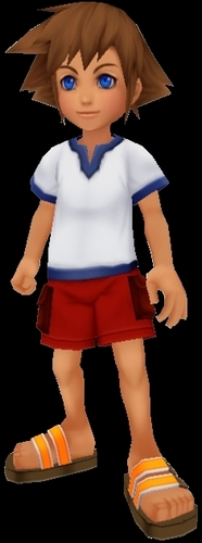 Kid Sora. AKA ADORABLE