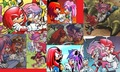 Knuxsu collage - sonic-couples photo