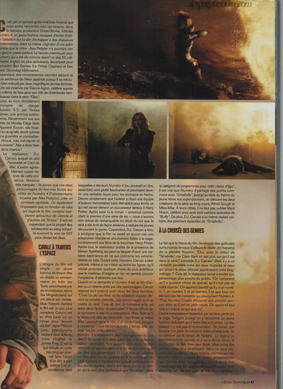 L'ecran Fantastique [Feb 2011]