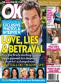 Leah, Corey, Aliannah, And Aleeah- On The Cover Of OK MAGAZINE