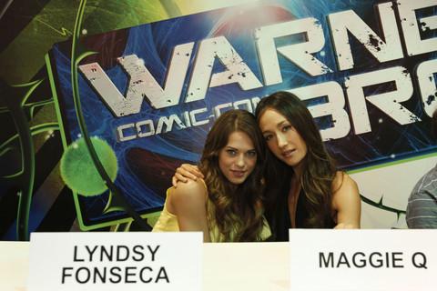 Lyndsy & Maggie