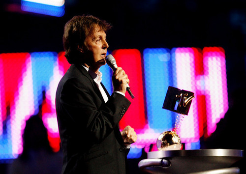 MTV Europe Musik Awards 2008 - Zeigen