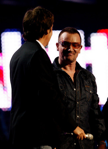 এমটিভি ইউরোপ সঙ্গীত Awards 2008 - প্রদর্শনী