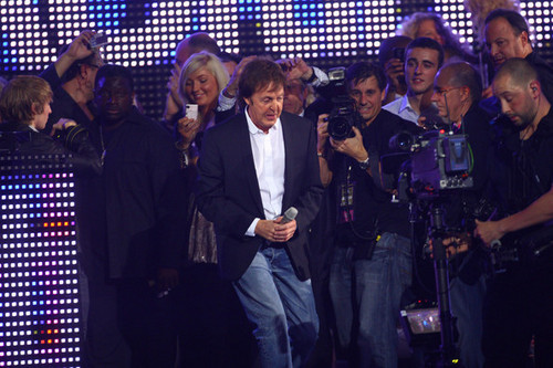 MTV Europe Music Awards 2008 - Show
