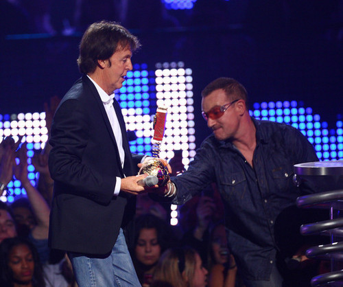 MTV Europa Musica Awards 2008 - mostra