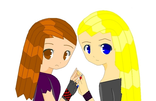 Me and my friend <3