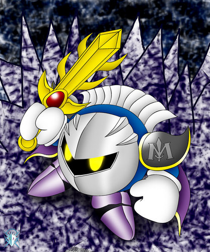 Meta Knight por DDD Meteor Phoenix on DeviantART