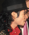 Michael Jackson at the Taj Mahal Opening! - michael-jackson photo