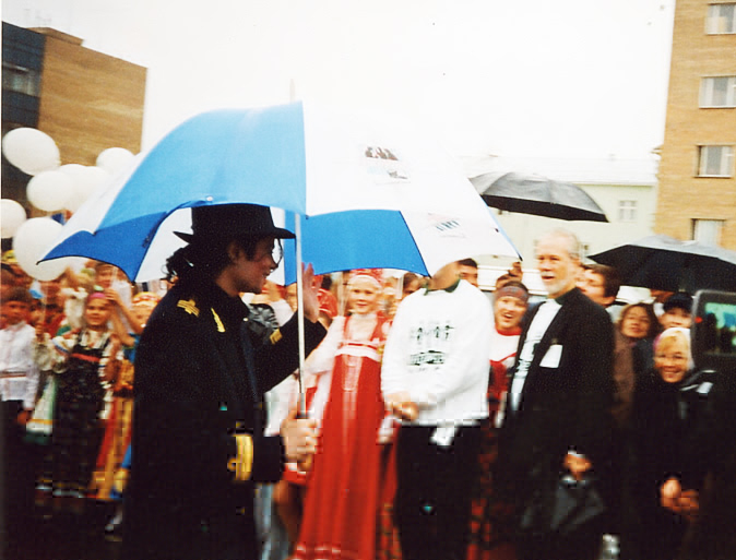 Michael-Moscow 1996