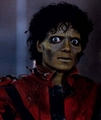Michael THE THRILLER Jackson