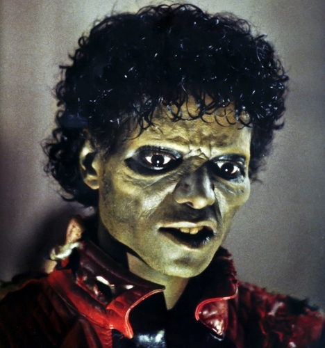 マイケル・ジャクソン 壁紙 titled Michael THE THRILLER Jackson