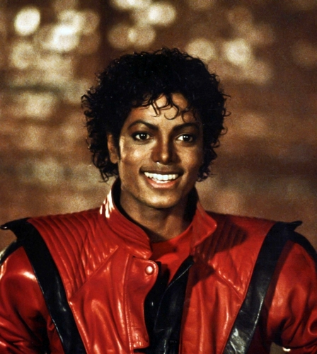 Michael Jackson wallpaper called Michael THE THRILLER Jackson