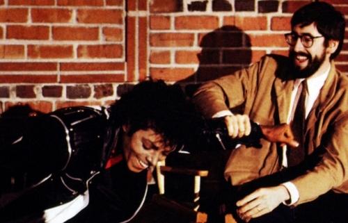 Michael THE THRILLER Jackson
