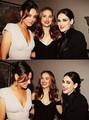 Mila, Natalie and Winona - black-swan photo