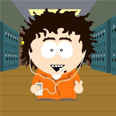 Misfits in South Park style-Nathan:)