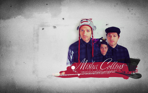 Misha - misha-collins Wallpaper
