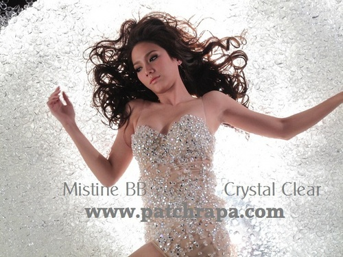 Mistine BB Crystal Clear 2011 (behind the scenes)