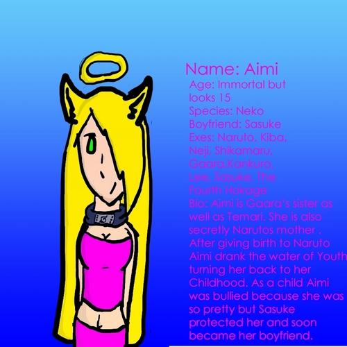 My Character Aimi