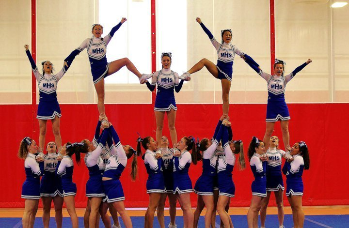 cheerleading images mycheersquad wallpaper and