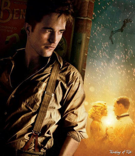 NEW Water For Elephants MOVIE POSTERS - water-for-elephants Photo