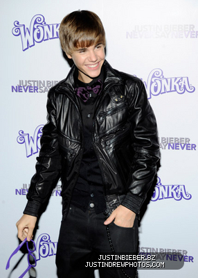 NYC Premiere of Never Say Never-February 2