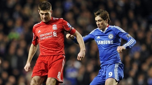 Nando - Chelsea - Liverpool