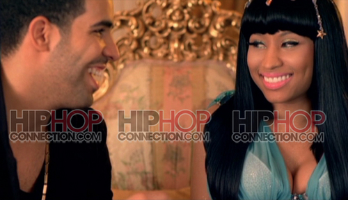 Nicki & Drake - drake-and-nicki Photo