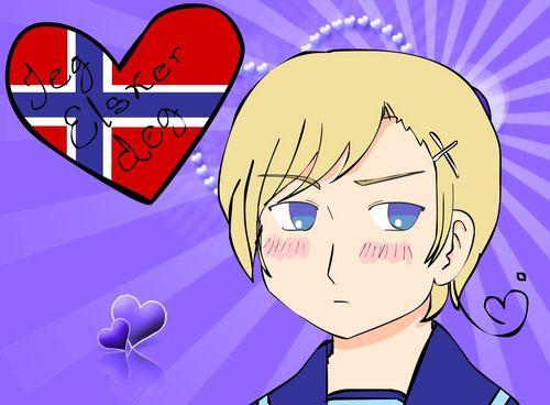 Norway - Jeg Elsker Deg