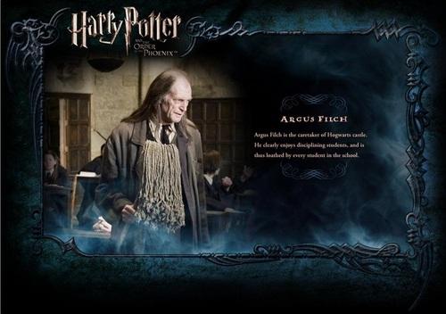 OOTP Character descripción - Filch