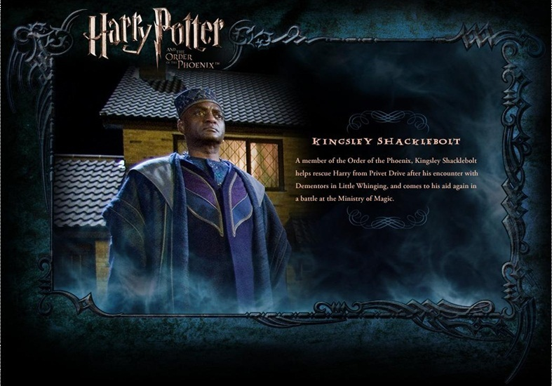 OOTP Character keterangan - Kingsley