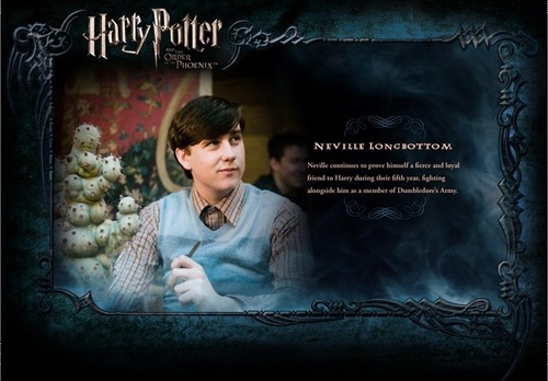 OOTP Character বিবরণ - Neville