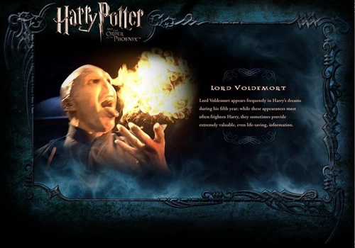OOTP Character 説明 - Voldemort