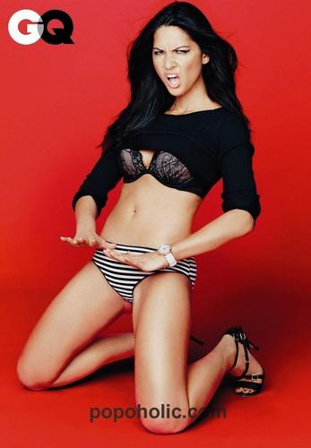 Olivia - GQ Magazine (September 2010)