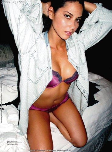 Olivia - Maxim Magazine (February 2011)