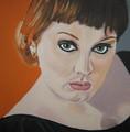 Painting Adele