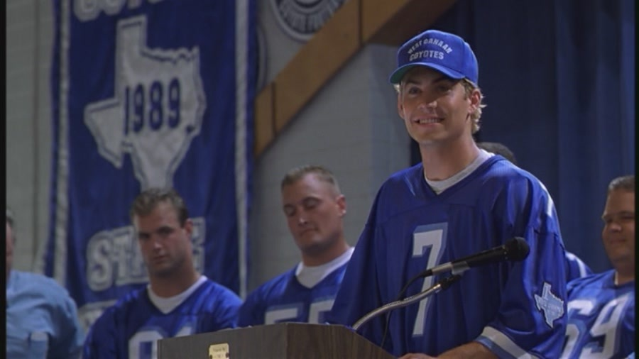 paul walker varsity blues - photo #25