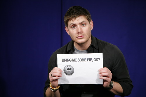 Dean Winchester Pie