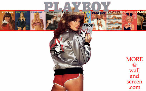 Playboy Covers Seventies