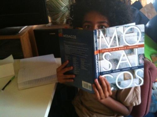 Princeton studying