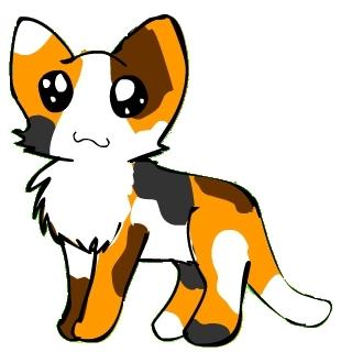 Puppy Bowl calico half-time kitten v2