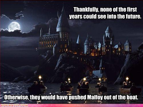 Push Malfoy