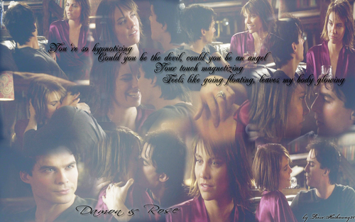 Rose & Damon