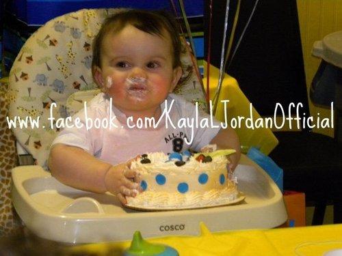 Rylan's First Birthday