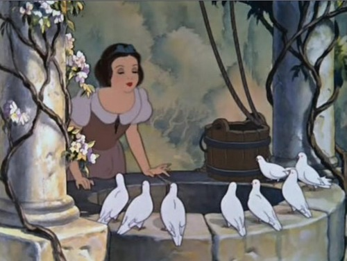 Snow White and the Seven Dwarfs wallpaper called SNOW WHITE