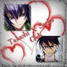 Saeko and Takashi