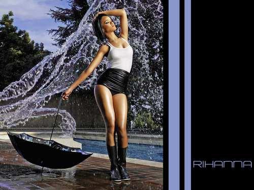 Rihanna fond d'écran entitled Sexy RihaNNa
