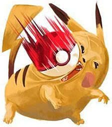 Someone failed to capture Pikachu