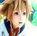 Sora-aroS - kingdom-hearts icon